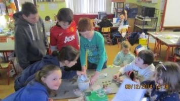 4th class fundraisers for the homeless christmas 2014 003