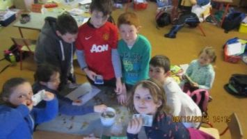 4th class fundraisers for the homeless christmas 2014 004