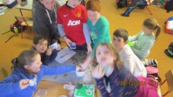 4th class fundraisers for the homeless christmas 2014 005