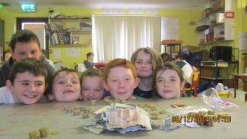 4th class fundraisers for the homeless christmas 2014 010