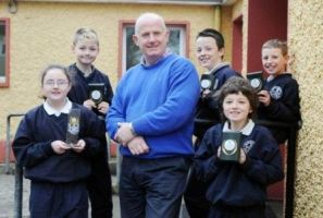 Credit union quiz winners ballynacally national school 07 02 12 2